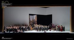Bühne orkest Nationale Opera