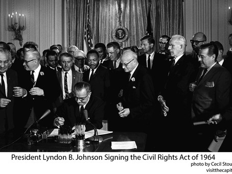 Thank a Democrat: The Civil Rights Act of 1964