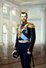 Nicholas_II_of_Russia_painted_by_Earnest