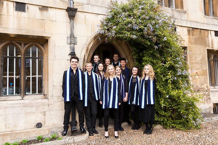 Pembroke College Choir