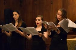 Concert in Pembroke College Chapel