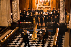 Concert in Pembroke Chapel