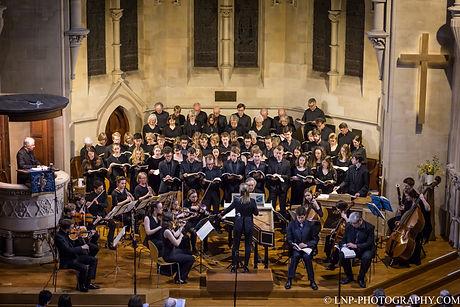 Pembroke College Cambridge Lovely Choir