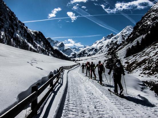 Corso Sci-alpinismo SA2