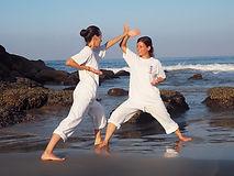 JIAIDO mozgásmeditáció - Tai sabaki