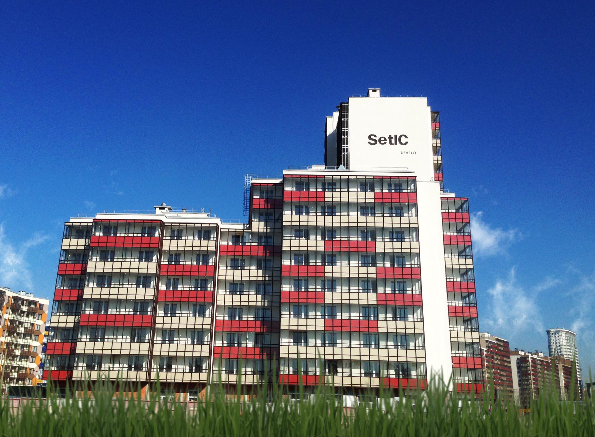 Логотип SetlCity
