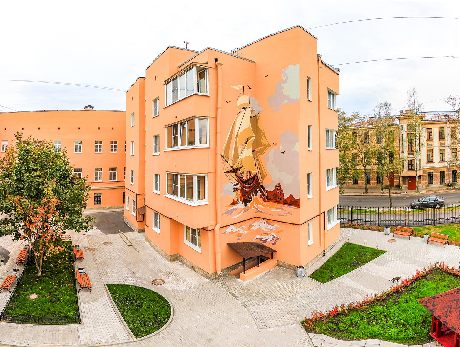 Frigate,  Kronshtadt _Russia, 2012_04 (c) Art-Facade.jpg