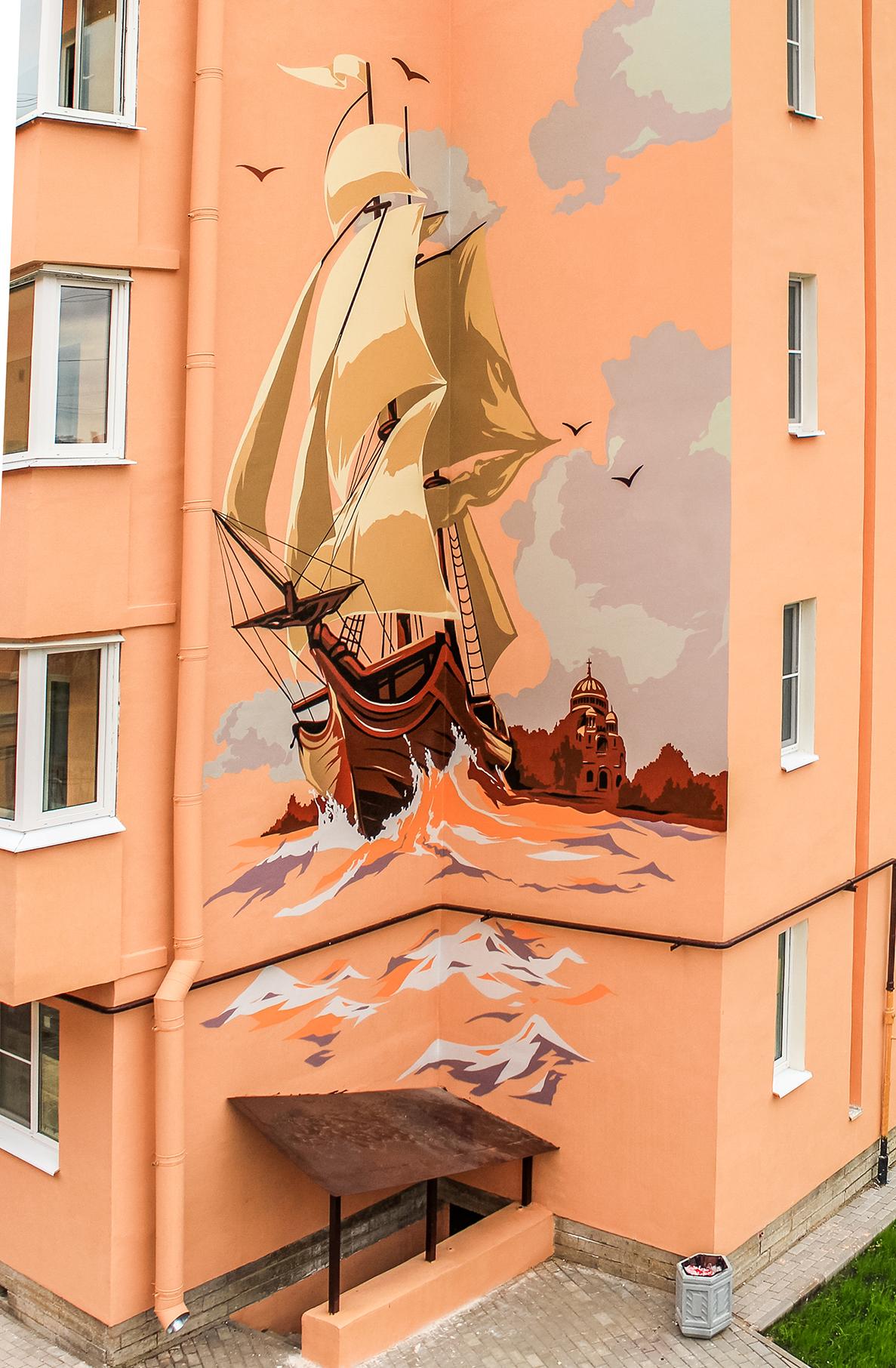 Frigate,  Kronshtadt _Russia, 2012_03 (c) Art-Facade.jpg