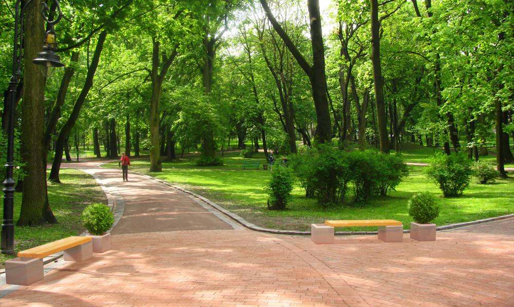 Уличная и парковая мебель