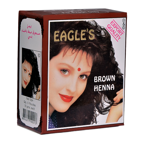 Eagle's Brown Henna