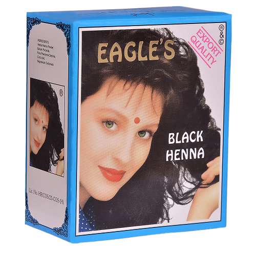 Eagle's Black Henna