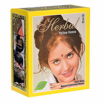 Herbul Yellow Henna