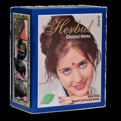 Herbul Chestnut Henna