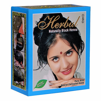 Herbul Naturally Black Henna