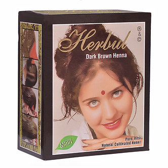 Herbul Dark Brown Henna