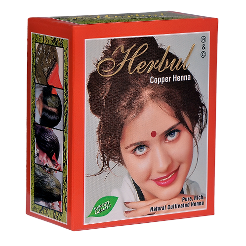 Herbul Copper Henna
