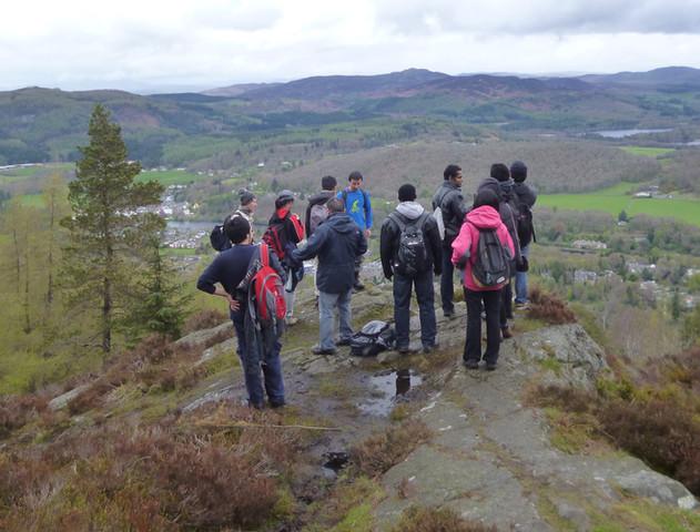 Birnam Hill Viewpoint