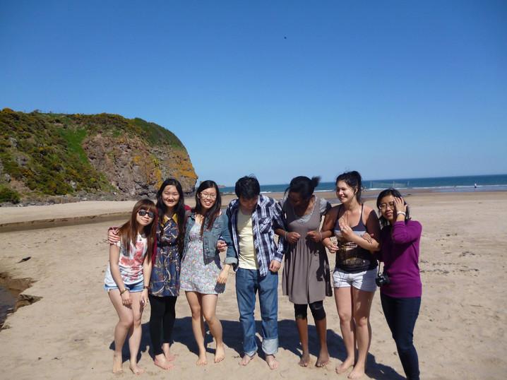Finding the Sunshine in Lunan Bay