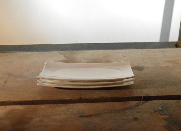 Porzellan Servierplatte Klein