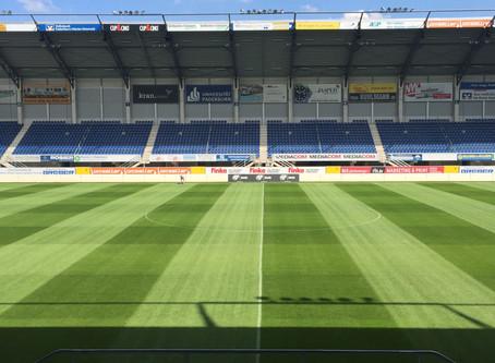 EXIT Catering als neuer VIP Caterer des SC Paderborn