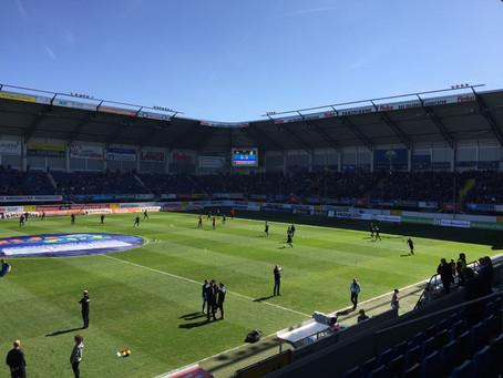 EXIT Catering unterstützt den SC Paderborn für eine weitere Saison