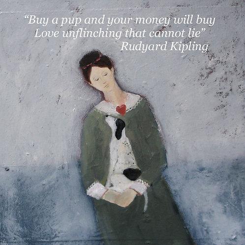 M06 Kipling Puppy Love