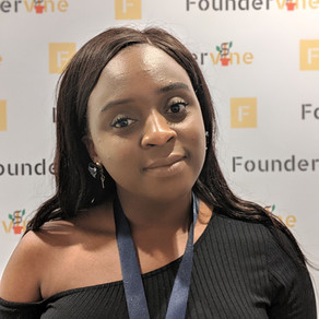 #SU54 Founder Series Lucy Boateng