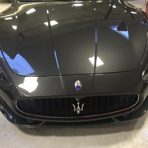 2016 Maserati Grand Turismo