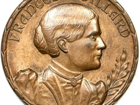 Nominate Frances E. Willard to be        on the United States Quarter