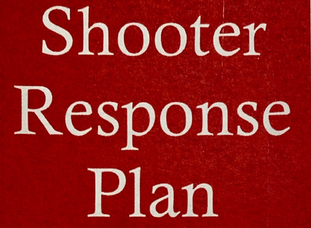 Active Shooter Response Plan