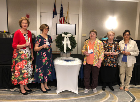 New National WCTU Officers Promise to Preserve the Past & Transform the Future
