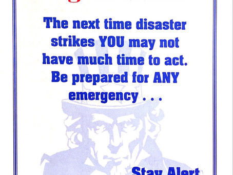 Remembering 9-11, America Still Needs You on High ALERT!