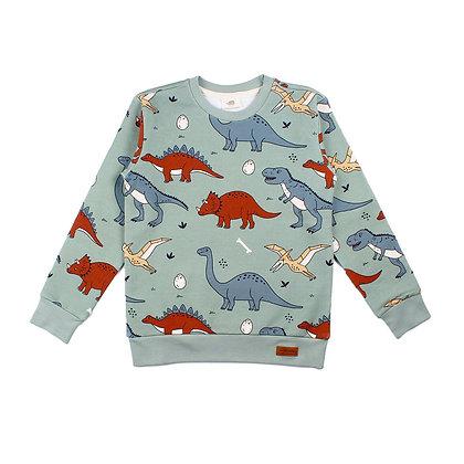 Sweater Funny Dinosaurs von Walkiddy