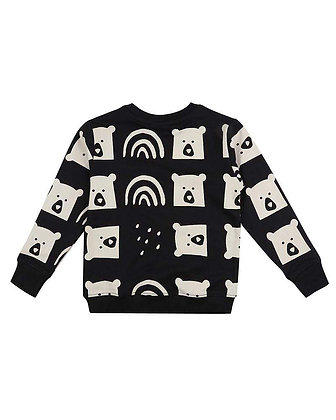 Sweatshirt Rain Bear von Turtledove