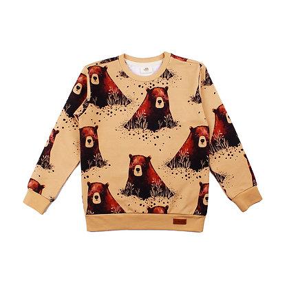 Sweater Grizzly Bears von Walkiddy