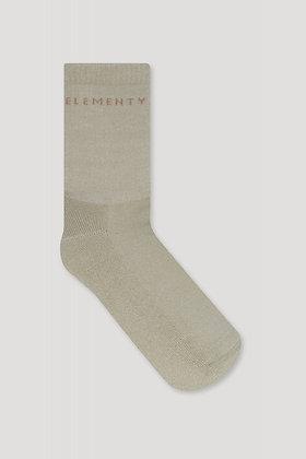 Socken Rib in pistachio von Elementy
