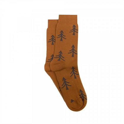 Polar Tree Socken ocker von Bleed