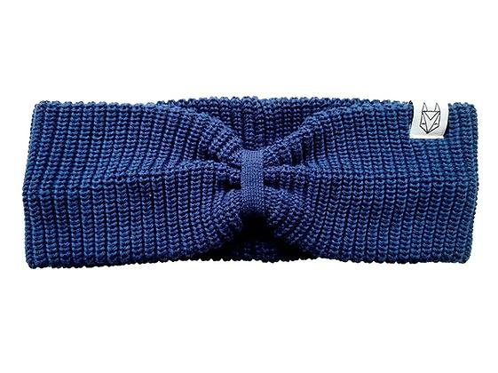 Stirnband in navy von Róka