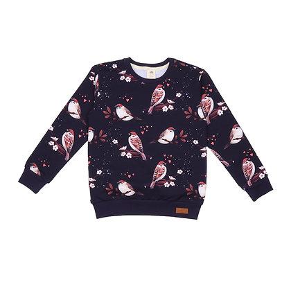 Sweatshirt Little Sparrows von Walkiddy SA21-222