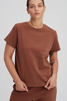 Shirt Bas in braun von Elementy