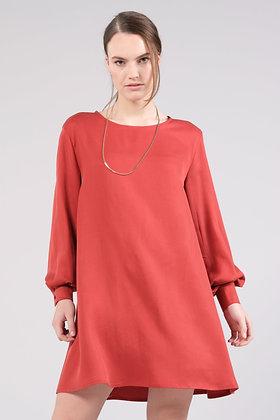 Kleid Lalika in rooibos von EYD