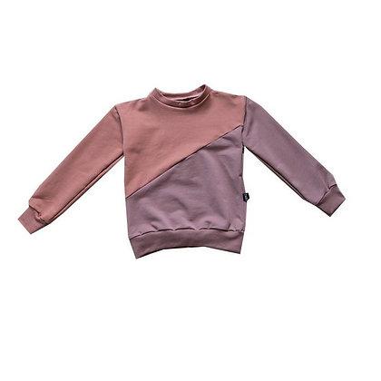Sweater Lovi in lavendel von Siemz