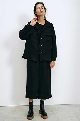 Culottes Saly in schwarz von Elementy