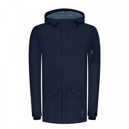 SYMPATEX® Thermal Mantel in blau von bleed