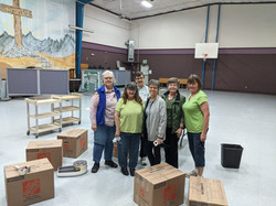 LWR MIssion Quilters