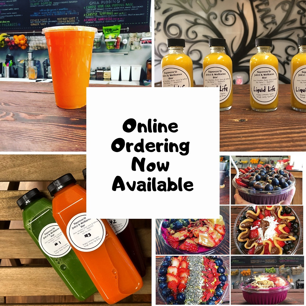 Online Menu Ordering