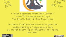 Yoga - Beginner's Workshop Series