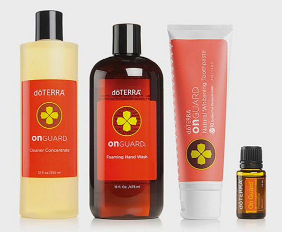 doTERRA Cleaning Products