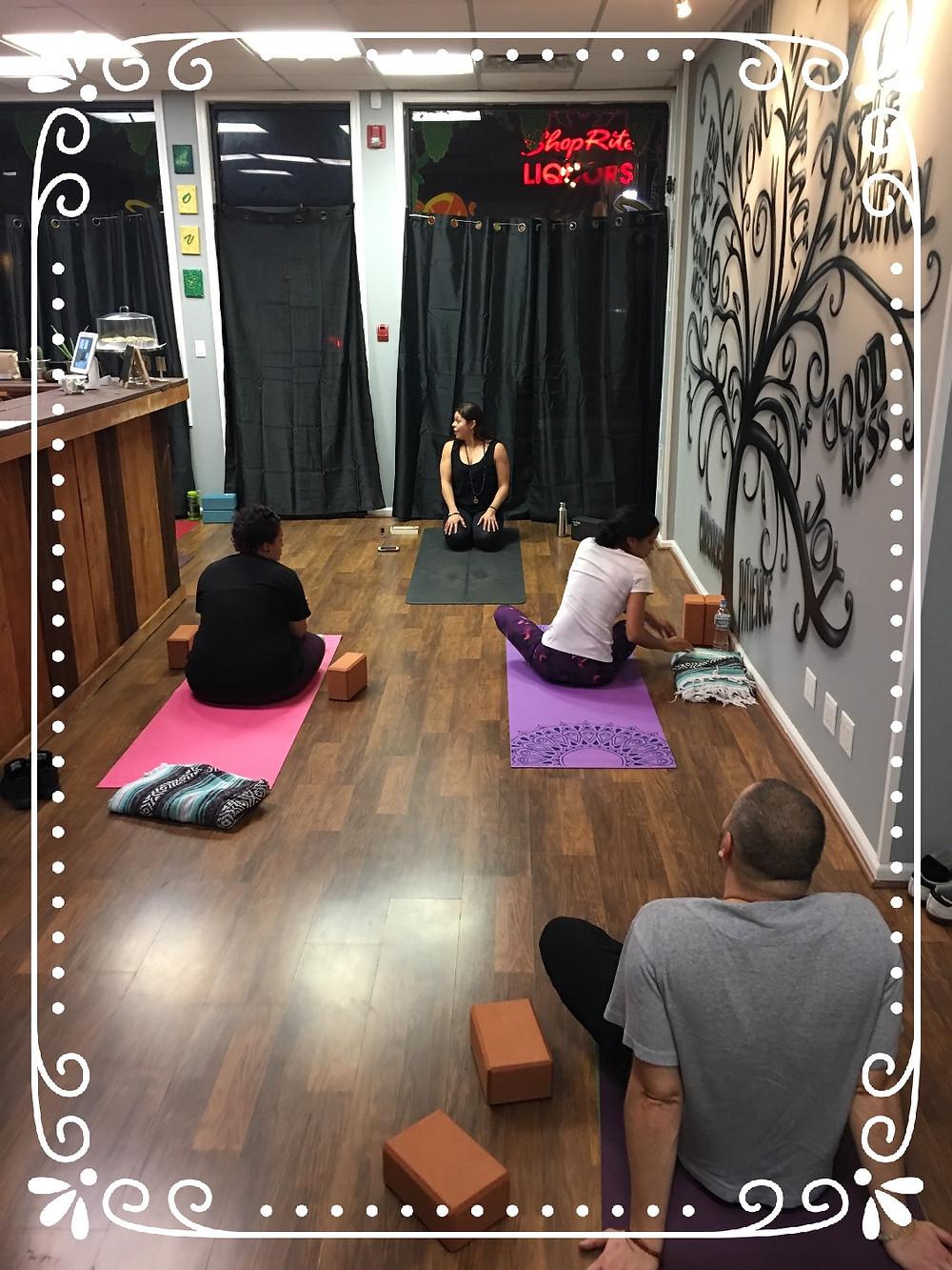Yoga with Maureen T.