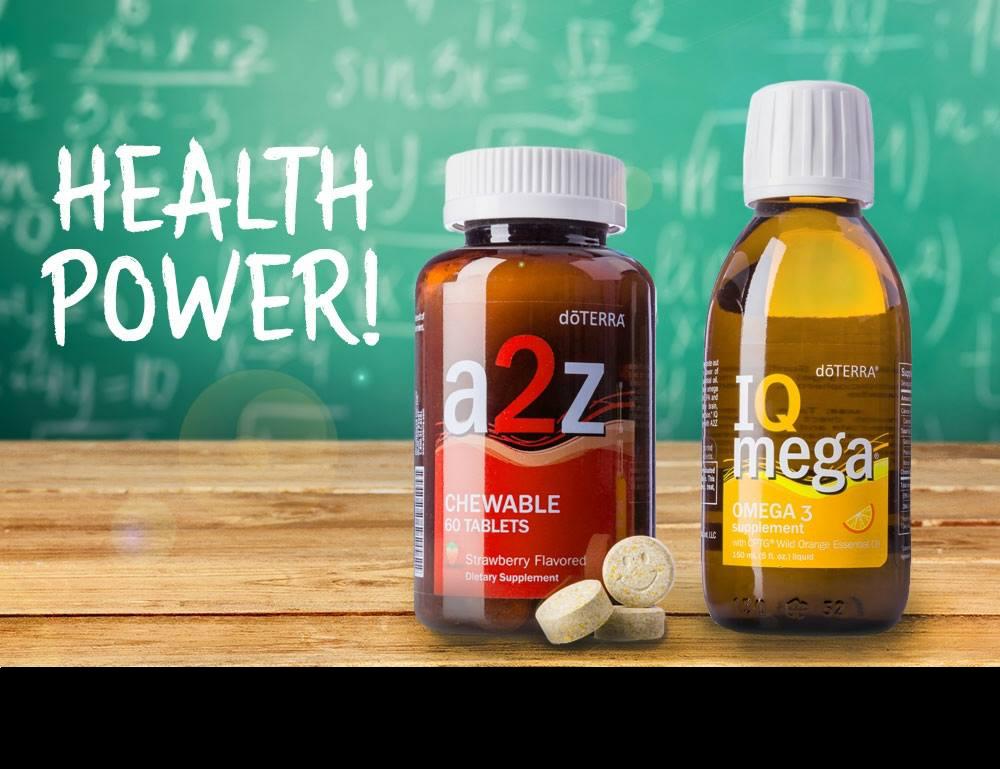 A2Z IQ Mega Kids Supplements